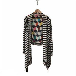 Ted Baker Open Front Waterfall Cardigan